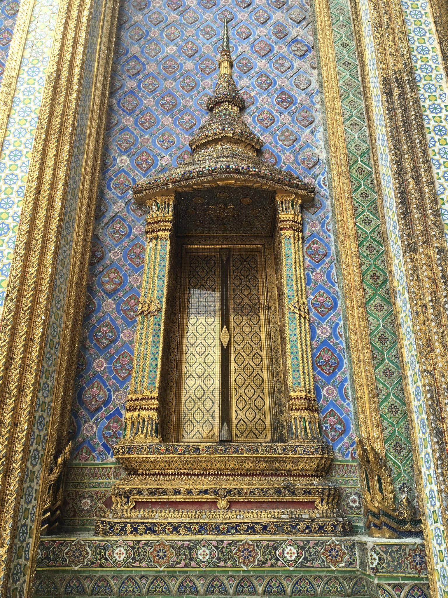 Bangkok Thai Travel Grand Palace www.trialbyinspiration.com