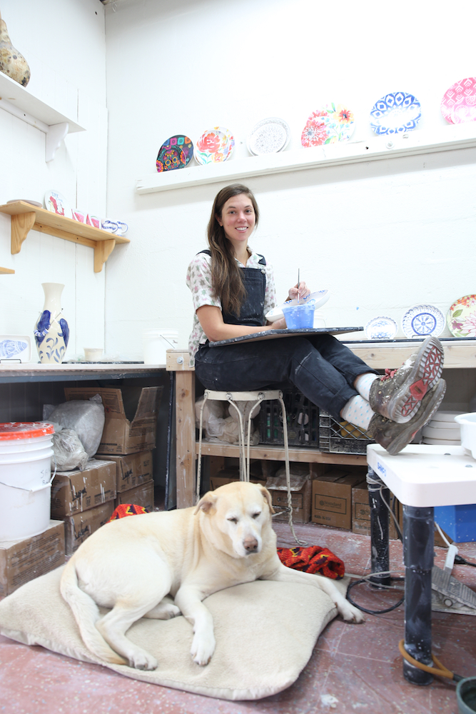 Becca Jane Koehler Ceramics Interview about inspiration and process