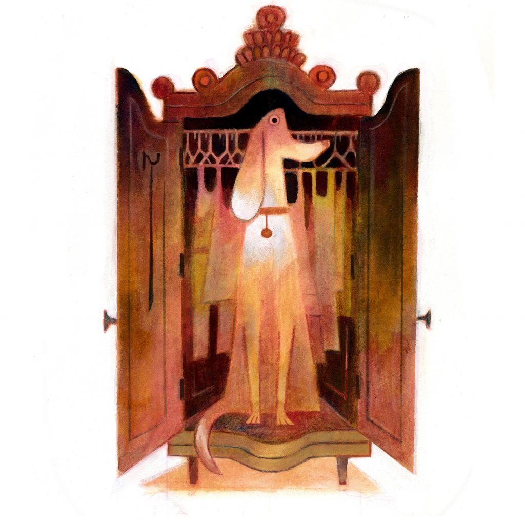 www.trialbyinspiration.com Interview with Children's Book Illustrator Matthew Forsythe